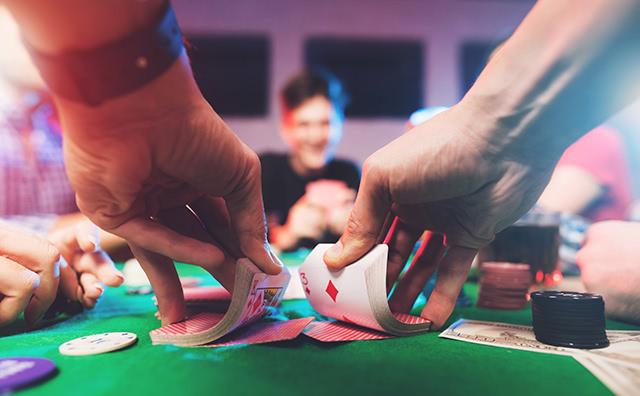 カジノ解禁